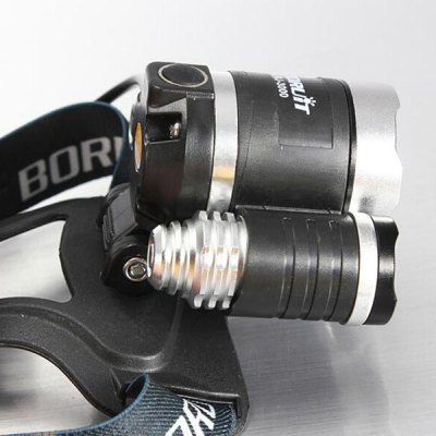 Фотография Boruit Cree XML T6 3 Compact LED Headlight