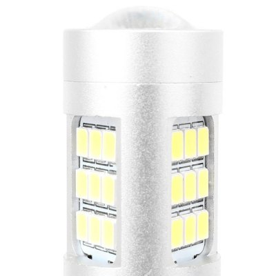 Фотография MZ T20 6W 300lm White Light 30 SMD 2835 LEDs Car Fog Lamp