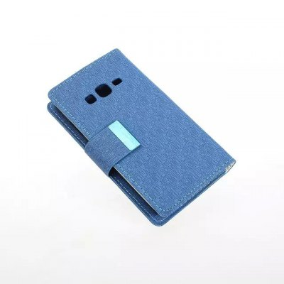 Фотография Maze Pattern PU and PC Material Card Holder Cover Case with Stand for Samsung Galaxy Z1