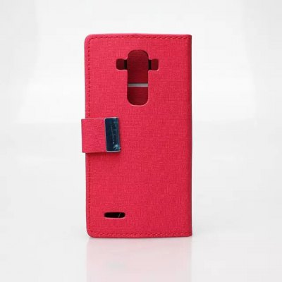 Гаджет   Maze Pattern PU and PC Material Card Holder Cover Case with Stand for LG G4 Other Cases/Covers