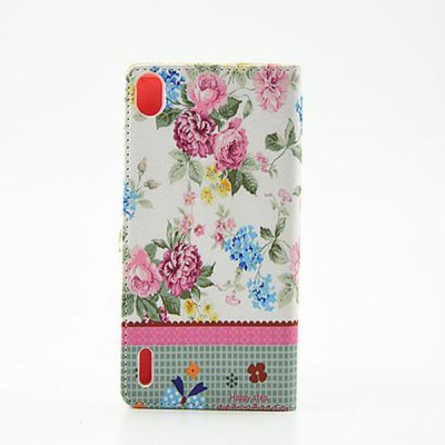 Stand Design Phone Cover Case of Diamante Floral Pattern PU and PC Material for Huawei Ascend P7Cases &amp; Leather<br>Stand Design Phone Cover Case of Diamante Floral Pattern PU and PC Material for Huawei Ascend P7<br><br>Compatible models: Huawei Ascend P7<br>Features: Cases with Stand, Full Body Cases<br>Material: Plastic, PU Leather<br>Style: Floral<br>Color: Sky blue, Beige, Gray, Light Green, Green, Light blue, Blue, Lake blue<br>Product weight: 0.060 kg<br>Package weight: 0.120 kg<br>Product size (L x W x H) : 13.98 x 6.88 x 0.65 cm / 5.49 x 2.70 x 0.26 inches<br>Package size (L x W x H): 15 x 7.5 x 1 cm / 5.90 x 2.95 x 0.39 inches<br>Package Contents: 1 x Case