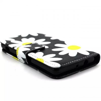 Гаджет   Stand Design Phone Cover Case of Flower Pattern PU and PC Material for Sony Xperia Z3 mini Other Cases/Covers