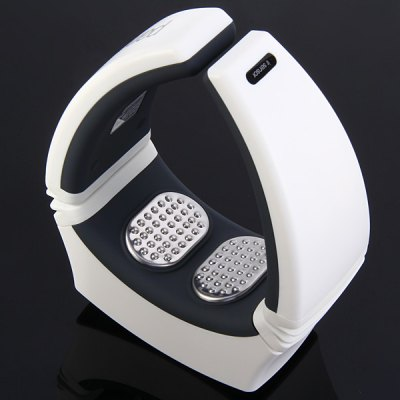 Фотография Pangao PG  -  2601B7 Neck Therapy Instrument Electric Impulse Vibration Massaging Far - infrared Heating with Wireless Remote