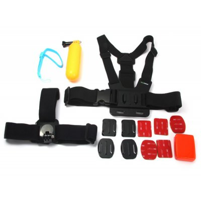 Drilake Camera Sports DV Accessories Kits for Gopro
