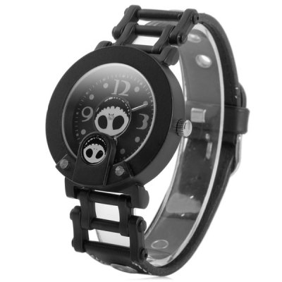 Mitina 197 Unisex Japan Movt Quartz Watch Cute Style WristwatchUnisex Watches<br>Mitina 197 Unisex Japan Movt Quartz Watch Cute Style Wristwatch<br><br>Brand: Mitina<br>People: Unisex table<br>Watch style: Casual<br>Available color: Black, White<br>Shape of the dial: Round<br>Movement type: Quartz watch<br>Display type: Analog<br>Case material: Stainless steel<br>Band material: Leather + Steel<br>Clasp type: Pin buckle<br>The dial thickness: 0.8 cm / 0.31 inches<br>The dial diameter: 4.0 cm / 1.57 inches<br>The band width: 1.8 cm / 0.71 inches<br>Product weight: 0.052 kg<br>Package weight: 0.102 kg<br>Product size (L x W x H) : 24 x 4 x 0.8 cm / 9.43 x 1.57 x 0.31 inches<br>Package size (L x W x H): 25 x 5 x 1.8 cm / 9.83 x 1.97 x 0.71 inches<br>Package contents: 1 x Mitina Watch