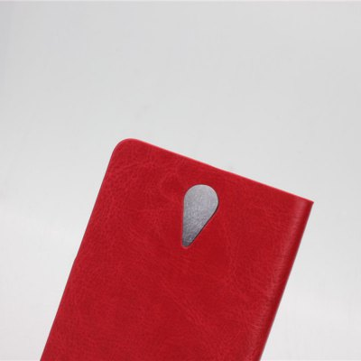 Фотография Crystal Grain Pattern PU and PC Material Card Holder Cover Case with Stand for HTC Desire 620