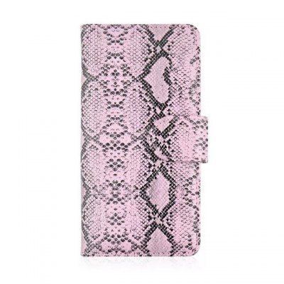 Гаджет   PU and PC Material Snakeskin Pattern Card Holder Cover Case with Stand for Samsung Galaxy A7 Samsung Cases/Covers