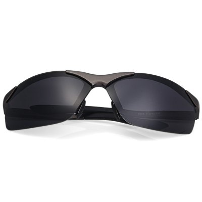 Aluminum Magnesium HD Polarized Sunglasses Eyewear Eyes Protector for Outdoor Cycling Camping