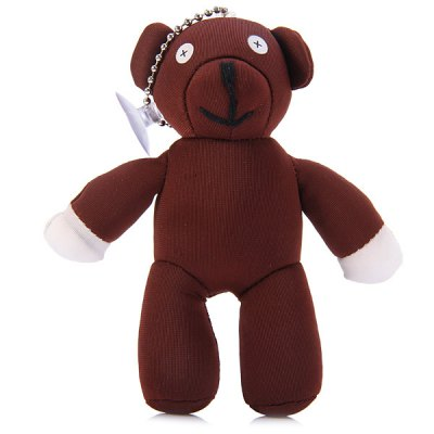 Mr Bean Teddy Bear Figure 12cm 3D Model Plush Toy