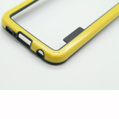 Фотография Useful Frame Style TPU and PC Material Phone Frame Case for Samsung Galaxy S6 G9200