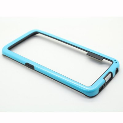 Useful Frame Style TPU and PC Material Phone Frame Case for Samsung Galaxy S6 Edge