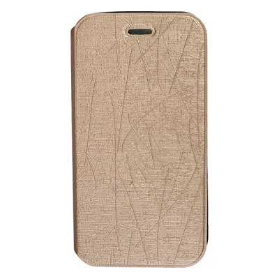 Гаджет   Stand Design Phone Protective Cover Case of PC and PU Material for Alcatel One Touch Pop D5 Other Cases/Covers