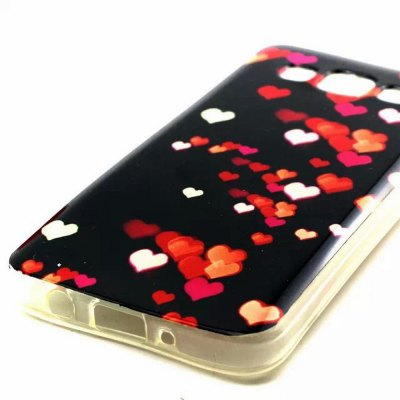 ФОТО Phone Back Cover Case of TPU Material for Samsung Galaxy A3 A3000