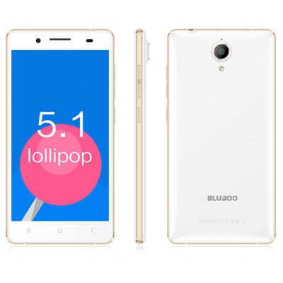 BLUBOO C100 5.0 inch MTK6735 Android 5.1 4G Smartphone
