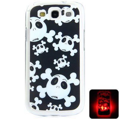 Incoming Call Shining Back Cover Case for Samsung Galaxy S3 i9300