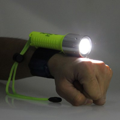 Cree XML T6 1600Lm Diving Torch