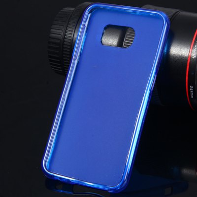 Фотография Mobile Phone Protective Silicone Gel Back Cover for Samsung Galaxy S6 G9200