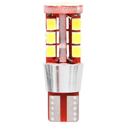 MZ T10 15W 1500lm White Light 30 SMD 2835 LEDs Car Width LampCar Lights<br>MZ T10 15W 1500lm White Light 30 SMD 2835 LEDs Car Width Lamp<br><br>Type   : Width Light<br>Connector: T10<br>LED type: SMD 2835<br>LED/Bulb quantity: 30<br>Light mode: Steady<br>Emitting color : White<br>Voltage : 12 - 18V<br>Power : 15W<br>Lumens: 1500lm<br>Type of lamp-house : LED<br>Apply lamp position: External Lights<br>Product weight   : 0.005 kg<br>Package weight   : 0.01 kg<br>Product size (L x W x H)  : 3.5 x 1.1 x 1.1 cm / 1.38 x 0.43 x 0.43 inches<br>Package size (L x W x H)  : 12 x 8 x 2 cm / 4.72 x 3.14 x 0.79 inches<br>Package Contents: 1 x Car Light