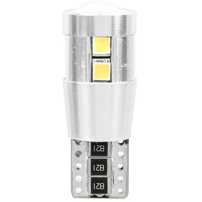MZ T8 5W 500lm White Light 10 SMD 2835 LEDs Car Width Lamp