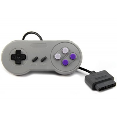 Game Playing Controller for SFC - Cable Length 1.5m