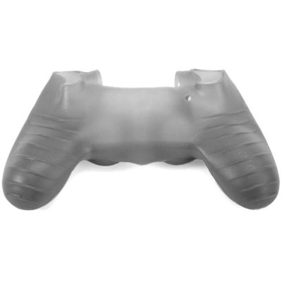 Фотография Sweat Resistant / Anti-slip Controller Protective Case Single Color Silicone Gel Cover for PS4