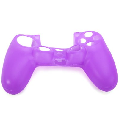 NO.22 Pure Color Silicone Gel Case for Sony PS4 Controller