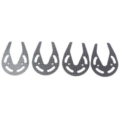 Carbon Fiber Gear / Motor Protection Ring for Parrot AR Drone 2.0