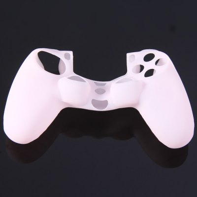 Controller Protective Case Noctilucent Silicone Gel Cover for PS4