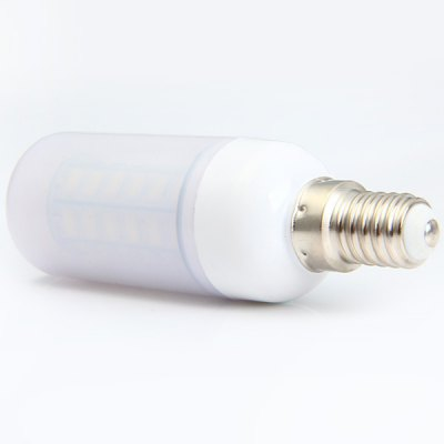 Гаджет   Sencart E14 11W 56 x SMD  -  5730 2200LM 6000  -  6500K LED Corn Light with Frosted Shade LED Light Bulbs