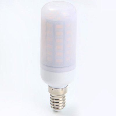 Фотография Sencart E14 11W 56 x SMD  -  5730 2200LM 3000  -  3500K LED Corn Light with Frosted Shade