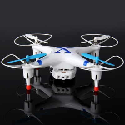 Фотография Cheerson CX  -  30W WiFi 2.4G 6 Axis RC Quadcopter with 0.3MP Camera RTF by iPhone WiFi ( Not Available for Android System Devices Control)