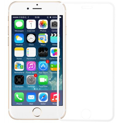 Anti - knock Transparent Link Dream 0.33mm Tempered Glass Screen Protector for iPhone 6 Plus  -  5.5 inch