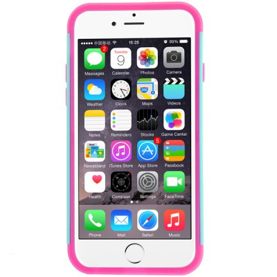 Фотография Link Dream Contrast Color PC and TPU Material Back Case for iPhone 6  -  4.7 inch