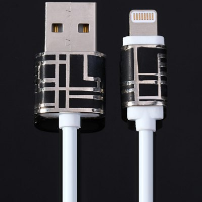 Гаджет   JOYROOM 100cm Flat USB Interface Charge and Data Transfer Cable for Apple Mobile Products Samsung Chargers