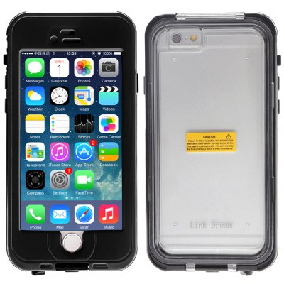 Фотография Link Dream Transparent Waterproof PC + TPE Protective Case for iPhone 6  -  4.7 inch