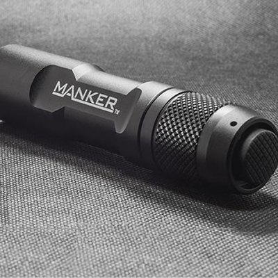 Фотография Manker Laborer CREE XPE R4 Hiking / Camping LED Flashlight
