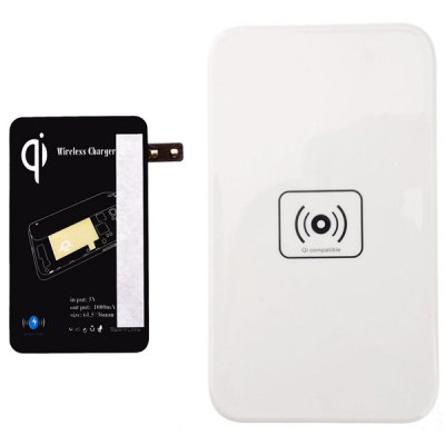 Link Dream X5 QI Standard Wireless Charger Pad + Charging Receiver