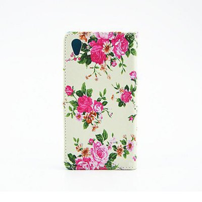 Stand Design Floral Pattern PU and PC Material Phone Cover Case for Sony Xperia Z1Cases &amp; Leather<br>Stand Design Floral Pattern PU and PC Material Phone Cover Case for Sony Xperia Z1<br><br>Other compatible models: Xperia Z1/L39h<br>Features: With Credit Card Holder, Cases with Stand, Full Body Cases<br>Material: Plastic, PU Leather<br>Style: Floral<br>Product weight: 0.060 kg<br>Package weight: 0.120 kg<br>Product size (L x W x H) : 14.44 x 7.39 x 0.85 cm / 5.67 x 2.90 x 0.33 inches<br>Package size (L x W x H): 14.64 x 7.59 x 1.05 cm / 5.75 x 2.98 x 0.41 inches<br>Package Contents: 1 x Case
