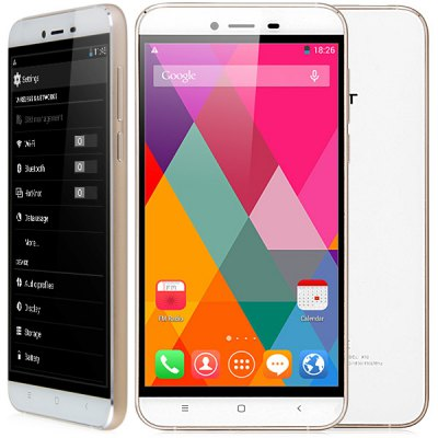 CUBOT X10 5.5 inch Android 4.4 3G Phablet