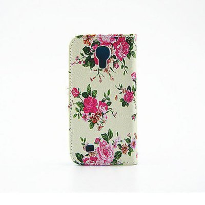 Stand Design Floral Pattern PU and PC Material Phone Cover Case for Samsung Galaxy S4 miniSamsung Cases/Covers<br>Stand Design Floral Pattern PU and PC Material Phone Cover Case for Samsung Galaxy S4 mini<br><br>Compatible models: Samsung Galaxy S4 mini<br>Features: With Credit Card Holder, Cases with Stand, Full Body Cases<br>Material: Plastic, PU Leather<br>Style: Floral<br>Product weight: 0.060 kg<br>Package weight: 0.120 kg<br>Product size (L x W x H) : 12.5 x 6.5 x 1 cm / 4.91 x 2.55 x 0.39 inches<br>Package size (L x W x H): 12.7 x 6.7 x 1.2 cm / 4.99 x 2.63 x 0.47 inches<br>Package Contents: 1 x Case
