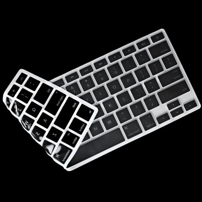 Protective Silicone Keyboard Cover for 13 or 15 inch MacBook от GearBest.com INT