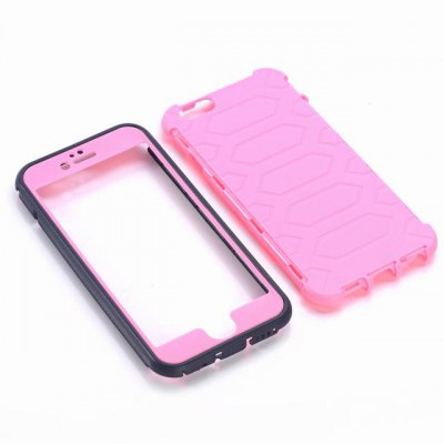 ФОТО Tire Pattern Design TPU and PC Material Detachable Protective Back Cover Case for iPhone 6