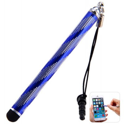 2 in 1 Screen Touch Pen with Anti-Dust Plug