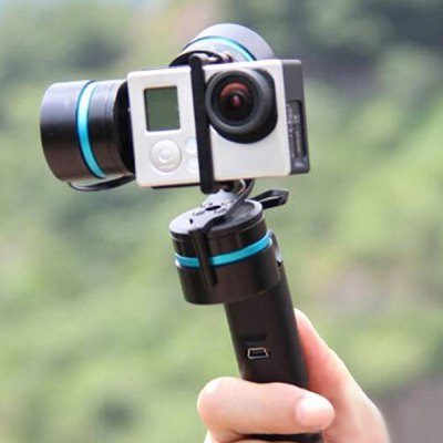 Original Feiyu Tech FY - G3 Ultra 3 Axis Handheld Steady Camera Gimbal for Gopro 3 / 3+