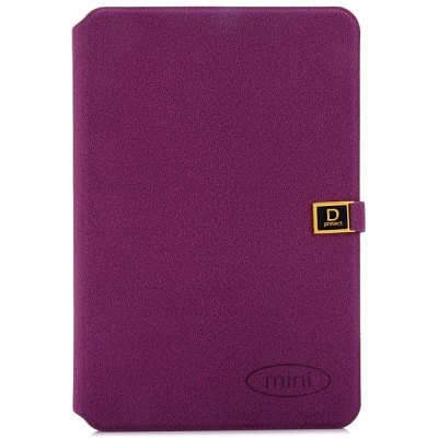 PU and PC Material Cover Case for iPad mini 1 / 2 / 3