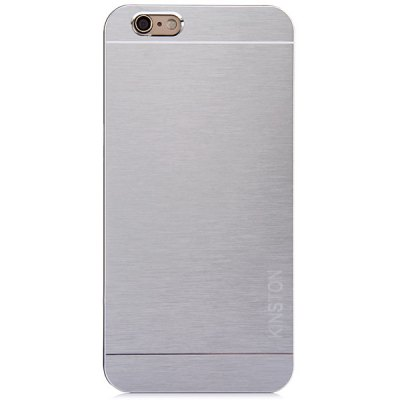 KINSTON Aluminium Alloy Material Phone Back Cover Case for iPhone 6  -  4.7 inch