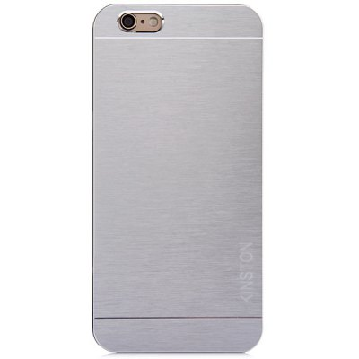 KINSTON Aluminium Alloy Back Cover Case for iPhone 6 - 4.7 inch