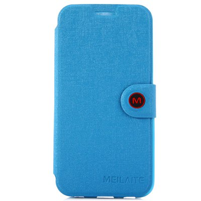 ФОТО Magnetic Snap Design Stand Cover Case of PU and TPU Material for Samsung Galaxy S6 G9200