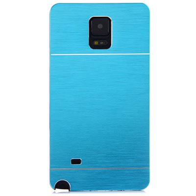 Stylish Aluminium Alloy Material Phone Back Cover Case for Samsung Galaxy Note 4 N9100