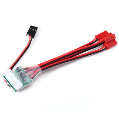 6S LED Light Strip Controller for Quadcopter X-copter Hexacopter